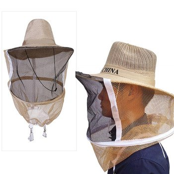 """Шляпа пчеловода """"Ковбой"""""""