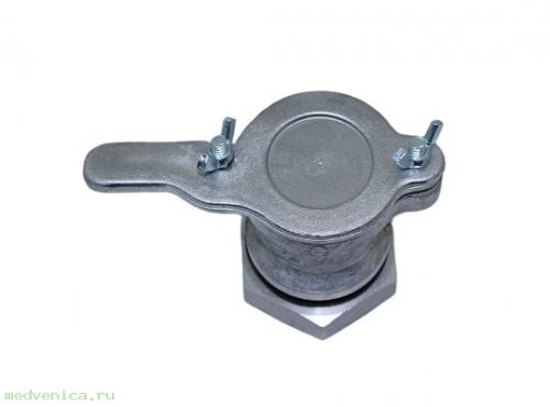 Кран для медогонки (алюминиевый)