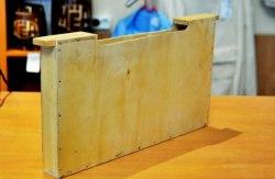 Кормушка внутриульевая 6 кг (деревянная)