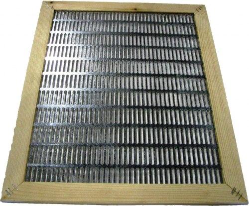РАЗДЕЛИТЕЛЬНАЯ РЕШЕТКА (металлическая) на 10 рамок