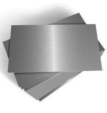 Лист алюминивый 800:1000 : 0,3 мм для крыши улья