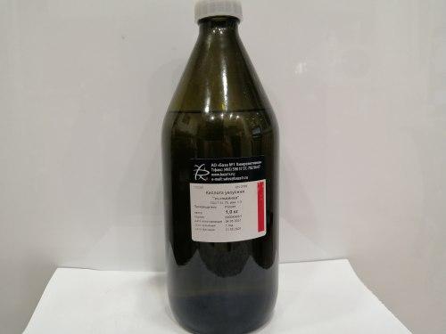 Уксусная кислота 99% концетрация 1 л