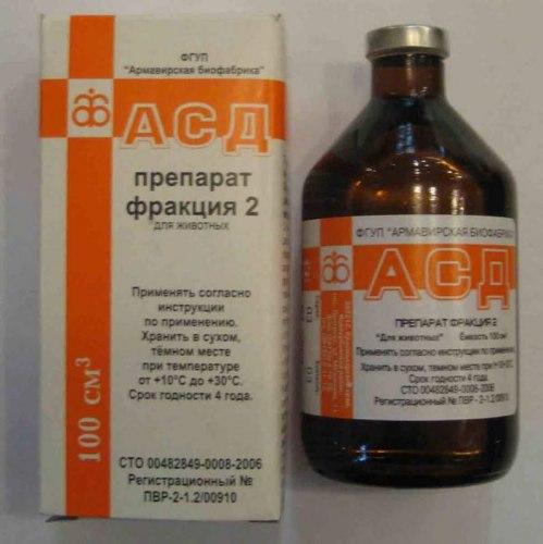 АСД-2 фракция Дорогова 100 мл