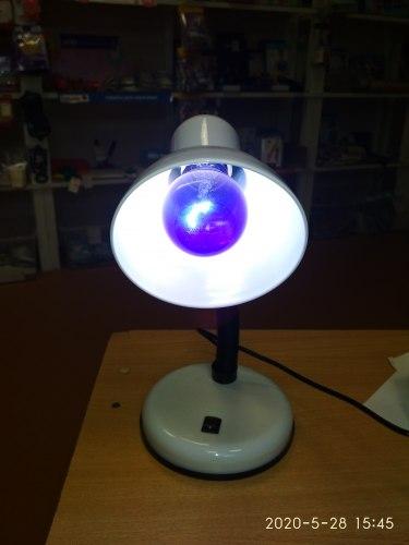 Синяя лампа (Рефлектор Минина)