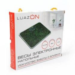 Весы напольные (настольные) LuazON, до 180 кг