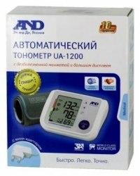 Тонометр артериального давления A&D UA-1200