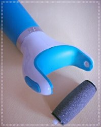 Сменная насадка для электрической роликовой пилки Шолль