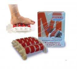 Массажер для ног магнито-игольчатый