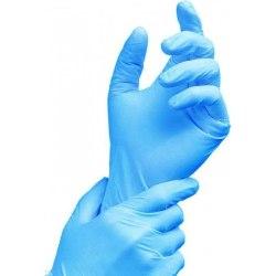 Перчатки медицинские нитриловые нестерильные