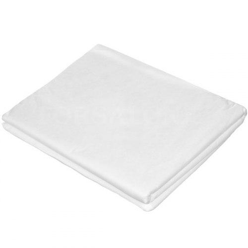 Пеленка белая 70х80 см.