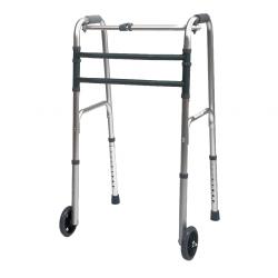 Ходунки для взрослых складные с колесиками