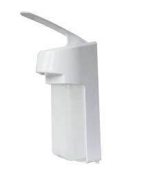 Дозатор локтевой настенный, пластиковый МДУ-07