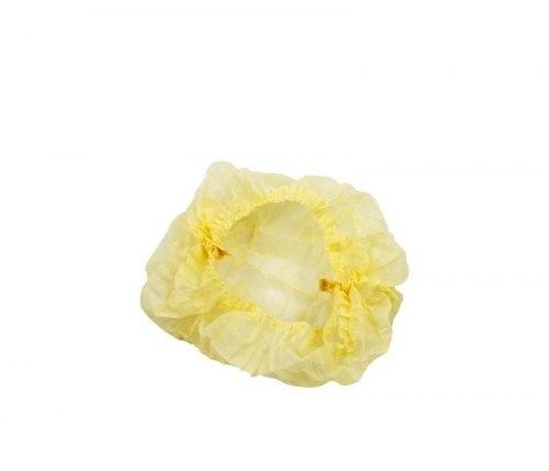 Шапочки «Шарлотта» желтый, уп. 100 шт.