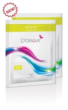 Омолаживающая маска «Delis» с Белым чаем, 40 г Darigue