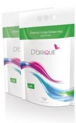 Термо-маска для активного похудения с Зеленым чаем, 500 гр Darigue