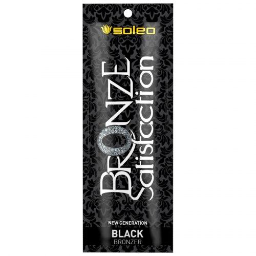 Сильный ускоритель загара - Black Bronzer, 15 мл Soleo