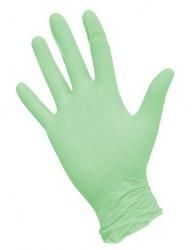 Перчатки NitriMAX зеленые, текстурированные АРДЕЙЛ-ИМПЭКС