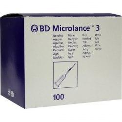 Иглы для мезотерапии BD Microlance, 13мм BD