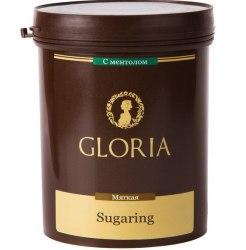 Паста для шугаринга мягкая GLORIA 0,8 кг Gloria