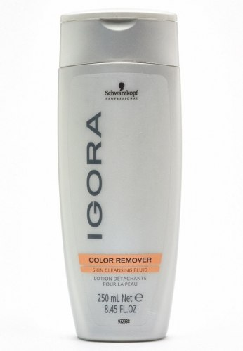 Жидкость для снятия краски с кожи Schwarzkopf Remover Schwarzkopf Professional