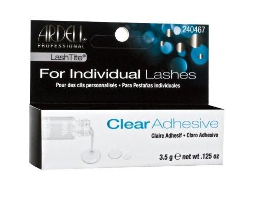 Клей для пучков прозрачный - Ardell Lashtite Adhesive Clear, 3.5 Ardell