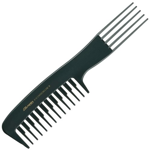 Расчёска – вилка, специальная Comair Carbon Profi Line № 610