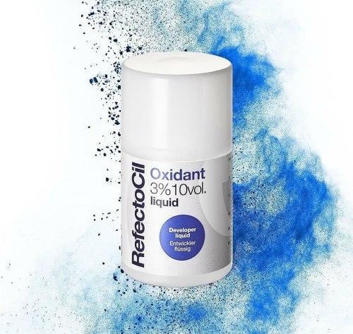 Растворитель для краски (3%), жидкость, 100 мл RefectoCil