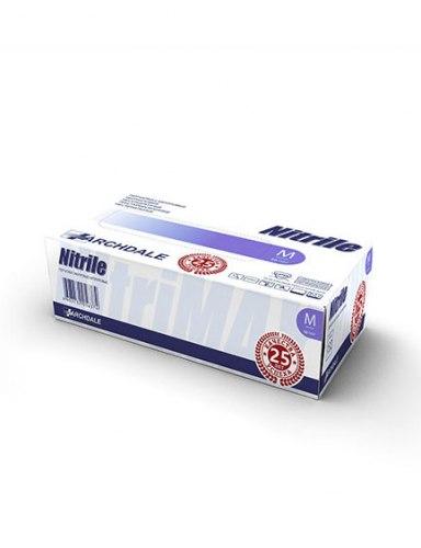 Перчатки NitriMAX фиолетовае АРДЕЙЛ-ИМПЭКС