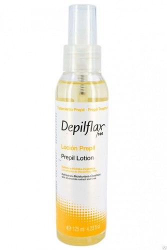 Преддепиляционный лосьон - Predepil Lotion 125 мл. Depilflax100