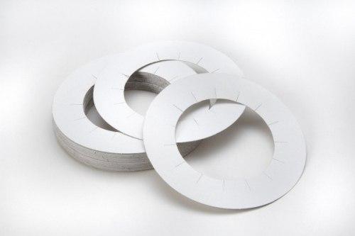 Кольцо защитное, бумажное для баночного подогревателя Depilflax100