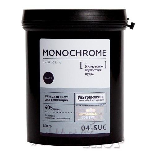 Паста для шугаринга MONOCHROME ультрамягкая Gloria