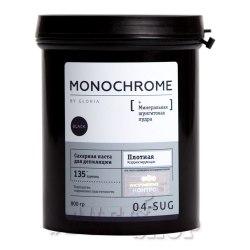 Паста для шугаринга MONOCHROME плотная корректирующая Gloria