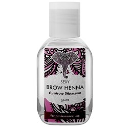 Шампунь для бровей - Brow Henna 30 мл Sexy Henna Brow