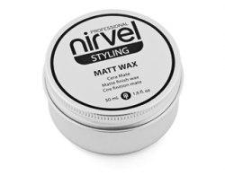 Матирующий воск для волос Nirvel Professional Matt Wax, 50 мл