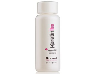 Глубокоочищающий кератиновый шампунь Nirvel Professional Shampoo Pre №1