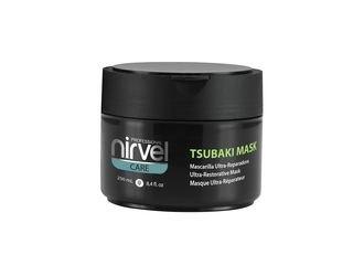 Маска для сухих и поврежденных волос Nirvel Professional Tsubaki Mask, 250мл