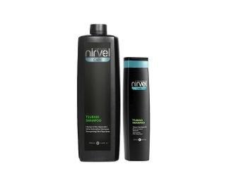 Шампунь для сухих и поврежденных волос Nirvel Professional Tsubaki Shampoo