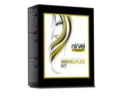 Набор для интенсивного восстановления и защиты волос Nirvel Professional Nirvel Plex Pack