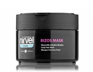 Маска для вьющихся волос Nirvel Professional Rizos Mask, 250мл