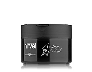 Маска для волос с маслом арганы Nirvel Professional Argan Mask