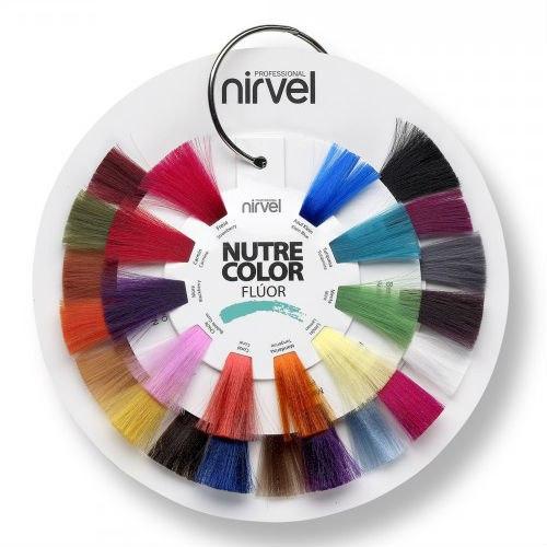 Красящая гель-маска Nirvel Professional Nutre Color