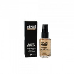 Масло для бороды и усов 30 мл. Nirvel Professional Barber Exotic Oil