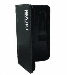Ножницы Nirvel Professional для точного отрезания и наслаивания c футляром Nirvel Professional