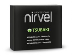 Набор для интенсивного восстановления и защиты волос Nirvel Professional TSUBAKI РАСК