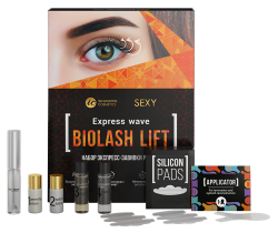 Набор для биозавивки ресниц Biolash Lift SEXY