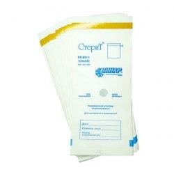 Пакеты из белой влагопрочной бумаги, «СтериТ®»10х20 см Винар