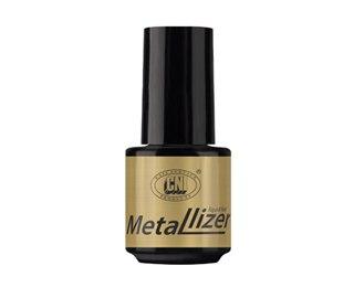 Лак для искуственных ногтей CNI Metallizer 5 г