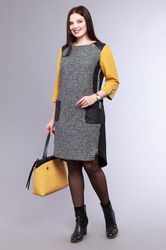 Платье MILORI 5175