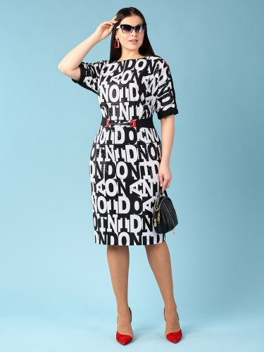 Платье MILORI 10034