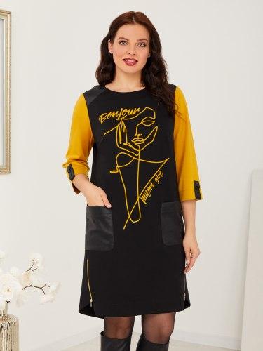 Платье MILORI 10259